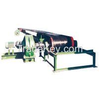 Air cushion belt conveyor