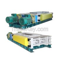 Double-(Gear)Roll crusher