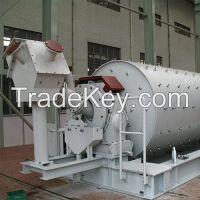 Water desulphurization ball mill