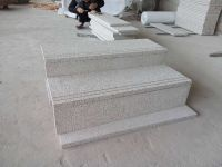 G682 chinese granite stair best quality by Xiamen Dingzuan Trading Co.,