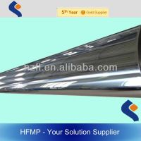 chrome coated mirror roller