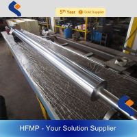 chrome coated steel roller