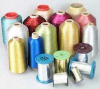 metallic yarn/ lurex yarn