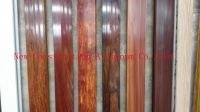 Wood Grain Aluminum Profiles Available