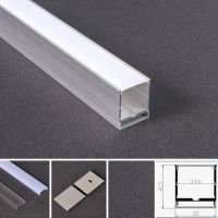 Aluminum LED Profile 3541
