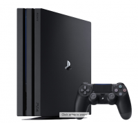 Sales For PlayStation 4 Slim Ps4 Pro 1TB ( Latest Model) +20 Free Games and two free pads
