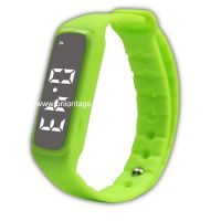 13.56MHZ NFC Chip MIFARE Ultralight C Silicone RFID Wristband