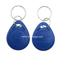 125khz TK4100 EM4200 T5577 chip rfid key fob for access control