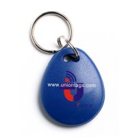 13.56MHZ ABS 192Byte Ultralight C Chip RFID NFC Key Fob