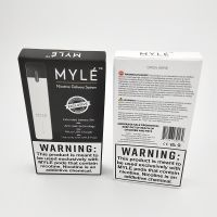 Myle Basic kit Myle Device Battery Vaporizes include Myle Device and USB charger with 7 colors In Stock High Quality