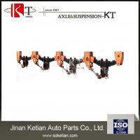 16 ton american type tandem axle suspension