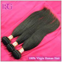 Brazilian Straight Hair 8inch -30inch Unprocessed Human Hair