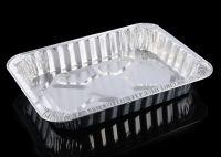 Disposable Aluminum Foil Oven tray Rectangular Roaster Pan
