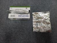 disposable Aluminum Foil Pop Up sheet for kitchen
