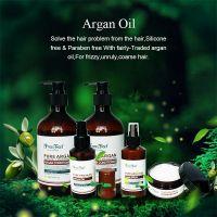 Professional hair care manufactuer brand names shampoo argan oil wholesale