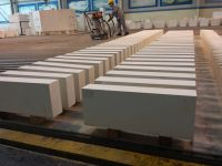 paving_tiles of glass furnace refractory