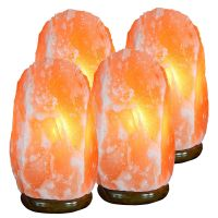 Himalayan Natural Rock salt lamp
