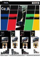 CofA coffee instant  70g glass jar (25g/45g/70g/140g)