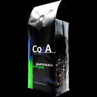 CofA GUATEMALA - ANTIGUA coffee grain 1000g (250g) Arabica 100%