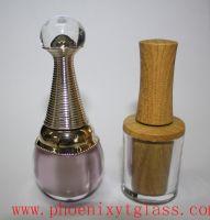 prefume bottle plastic cap prefume bottle