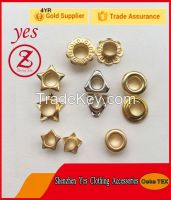 funny nickle free brass eyelets for garments