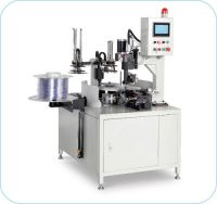 Full automatic saw blade tubing packaging machine