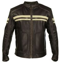 Motorbike Leather Jackets KMX-0011