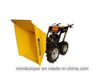 4WD Muck Truck Mini Dumper Mini Transporter Machine