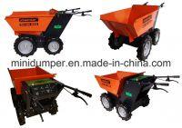 Electric Mini Dumper, Motorizd Wheelbarrow, Power Wheel Barrow