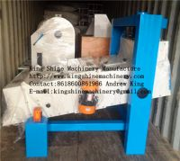 Application of Lentil processing machine