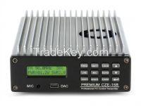 CZE-15B PC Control 15W FM Transmitter FM Broadcast Transmitter for Sal