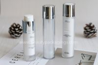 Various Luxury Design Empty Airless Facial Lotion Pump Bottle For Skin Care