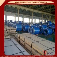 Cold Rolled 201 Stainless Steel Sheet