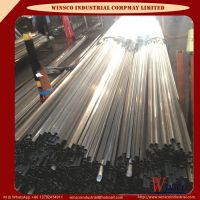 304 Cold Rolled Stainless Steel Pipe