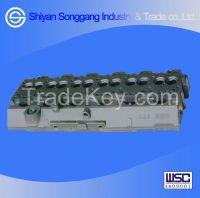 DCEC Diesel Engine Parts 6BT Cylinder Head C3966454
