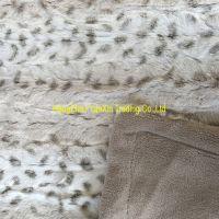 Printed brush coral fleece PV blanket brush polyester blanket