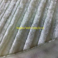 Polyester brush PV velvet blanket