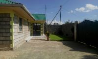 �A 4  BEDROOM BUNGALOW,THIKA-NJAMBINI JUNCTION NEAR FLY-OVER.A