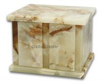 Onyx And Marble Pet Urns