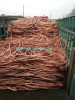 Good quality copper wire scrap for industry use