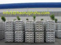 Purity 99.99 Aluminum Ingot With Factory Price