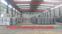 High Purity Aluminum Ingot With Factory Price