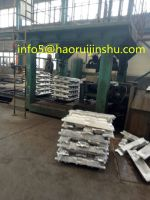 Purity 99.99 Aluminum Ingot With Factory Price
