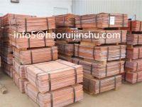 Cathodes Copper  ...
