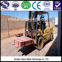 Best Hot Sale For New Copper Cathode