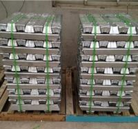 Pure Zinc ingot with 99% purity for industrial use