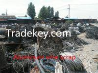 Good quality aluminum wire scrap