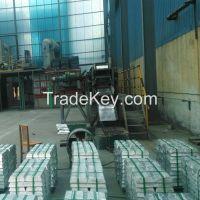 zinc ingot 99.995%, zinc ingot 99.99% with factory price for sale
