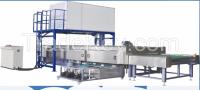 Photovoltaic Glass Washing Machine