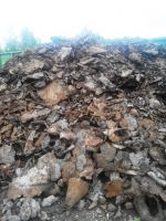 Iron and steel slag, waste metal